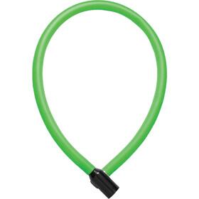 Trelock KS 106 Zapięcie kablowe, green